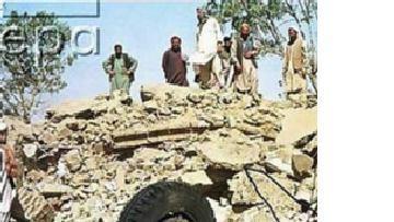 Северный альянс просит США ограничить масштабы разрушений от воздушных бомбардировок picture