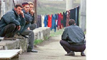 Чеченцы обвиняют Европу picture