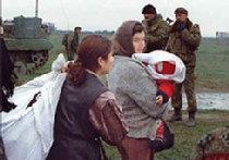Беженцев возвращают в Чечню силой picture