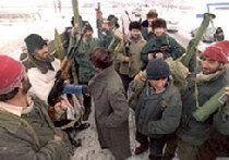 Чеченские боевики трусы: свою шкуру они спасают, отправляя на смерть других picture