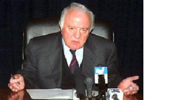 Шеварднадзе терпит  катастрофу на муниципальных выборах picture