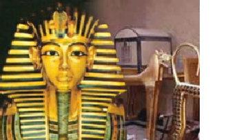 80% сокровищ из гробницы фараона Тутанхамона были предназначены для погребения других царей picture