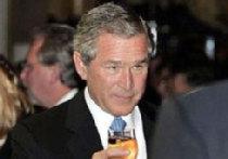 Проблемы Буша с выпивкой picture