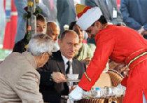 Путин в Индии picture