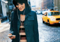 Закон может запретить пользоваться iPod при переходе дороги picture
