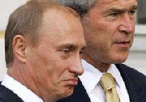 Путин и Буш готовы начать II мировую 'холодную войну' picture