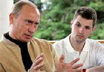 Российская молодежь объединяется вокруг Путина picture