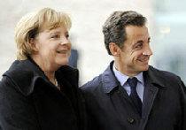 Меркель и Саркози: непростое соревнование picture
