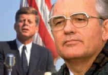 В Обаме нам нужно не повторение JFK, а новый Горбачев picture