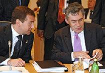 Браун проигрывает Медведеву по очкам picture