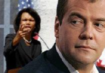 Медведев следует курсом на конфронтацию с США из-за ПРО и Грузии picture