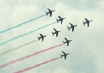 Авиасалон Ле-Бурже отмечает столетие без особого размаха picture