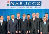 Россия постепенно затягивает удавку на шее Nabucco picture