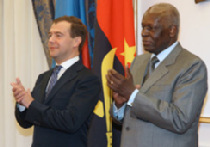 Россия стремится восстановить влияние в Анголе, говорят аналитики picture