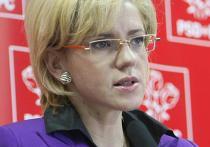 Корина Крету - заместитель председателя комитета Европейского парламента по развитию.