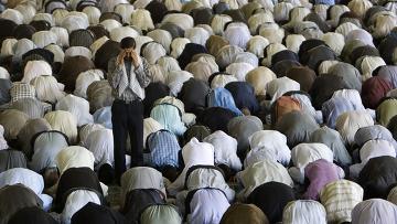 ислам молитва