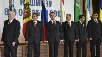 Д.Медведев на саммите СНГ