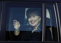 Хиллари Клинтон машина