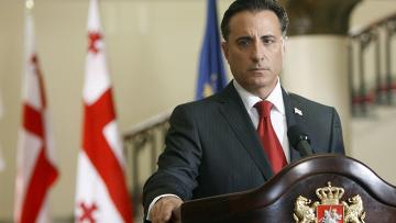 Энди Гарсиа в роли грузинского президента
