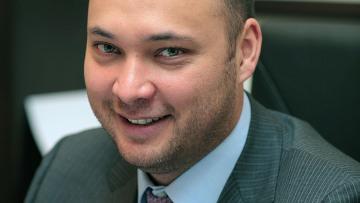 Максим Бакиев, сын президента Республики Киргизия Курманбека Бакиева