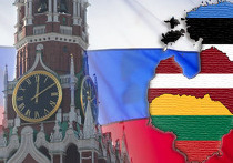 кремль россия балтика