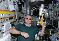Космонавт Максим Сураев на МКС