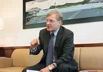 Посол США в Узбекистане Ричард Норланд