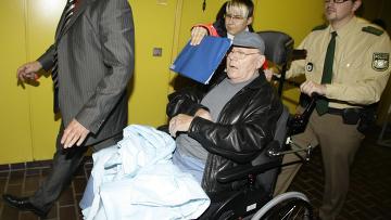 В Мюнхене начался суд над Иваном Демьянюком