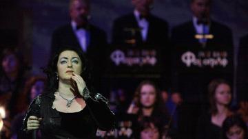 "Концерт Тамары Гвердцители ""И Бог создал женщину"""