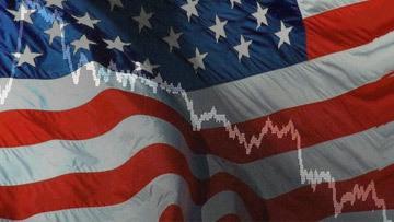 Упадок экономики США