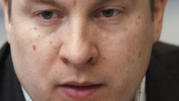 Инго Маннтойфель, главный редактор русской редакции Deutsche Welle