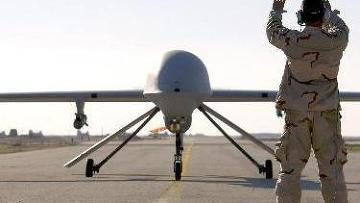 Беспилотный самолет Predator