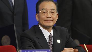 Премьер Госсовета КНР Вэнь Цзябао