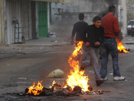 Intifada 2.0 палестина