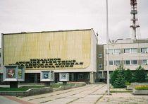 Игналинская АЭС в Литве