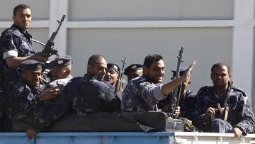 Йемен полиция