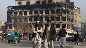 афганистан взрыв талибан талибы