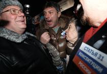 Борис Немцов, Людмила Алексеева