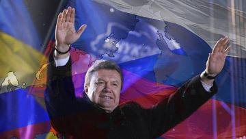 янукович россия украина