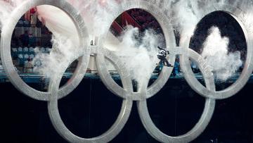 Церемония открытия ХХI зимних Олимпийских игр