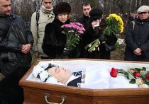Похороны юриста Сергея Магнитского на Преображенском кладбище