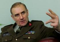 Командующий Силами обороны Эстонии генерал-лейтенант Антс Лаанеотс