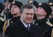 Виктор Янукович прибыл в Москву