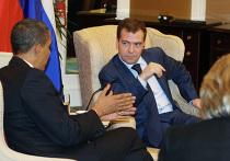 Встреча президентов России и США