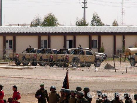 Положение на юге Афганистана остается нестабильным