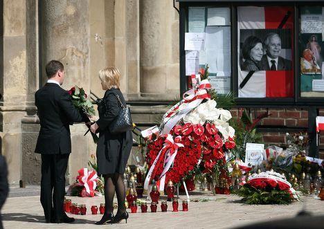 Похороны Леха и Марии Качиньских