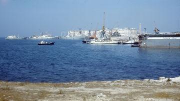 Бухта Камышевская