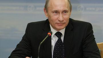 "Владимир Путин посетил ОАО ""ОКБ ""Сухого"""