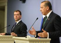 Официальный визит Д.Медведева в Турцию. День второй