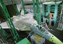 """Истребитель пятого поколения Т-50 компании """"Сухой"""""""